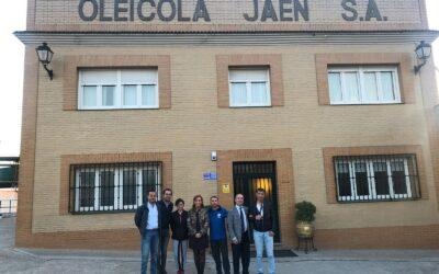 Renovación patrocinio Club de Atletismo Fundación Grupo Oleícola Jaén